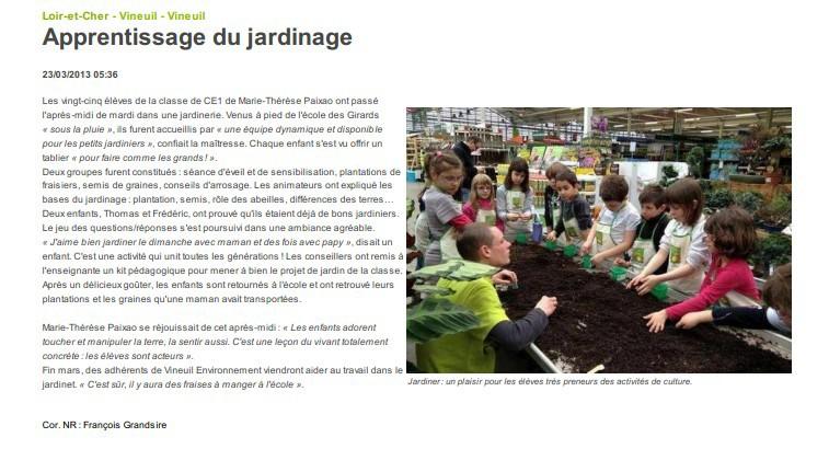 Nr 2013 03 23 apprentissage du jardinage