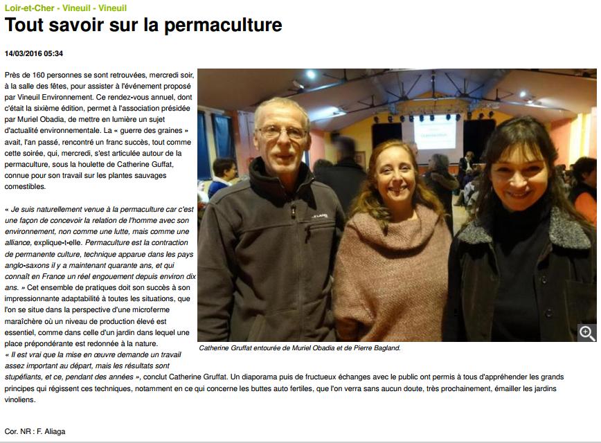 Nr 2016 03 14 tout savoir sur la permaculture