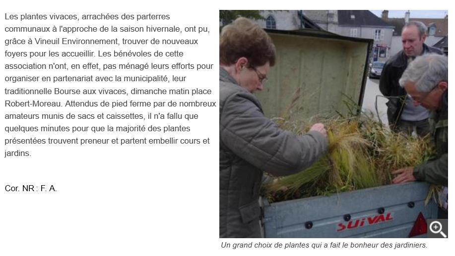 Nr 2016 10 27 vente de plantes vivaces